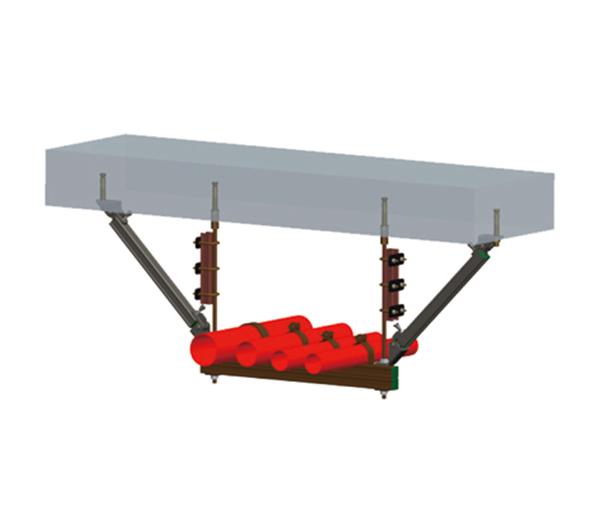 組合水管抗震支吊架