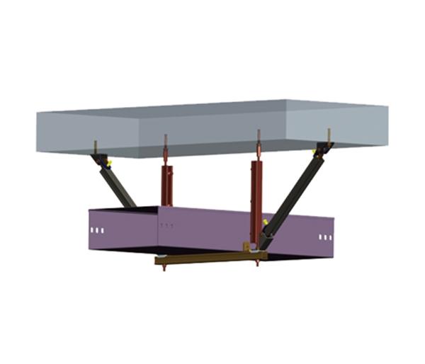 電氣橋架抗震支吊架